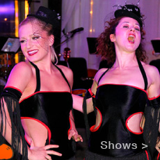 TDC Entertainment, formerly The Dance Company offers the Best Entertainment for any event