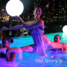 TDC Entertainment, Formerly The Dance Company, Our Story
