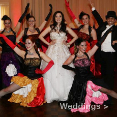 TDC Entertainment, Formerly The Dance Company now does Weddings
