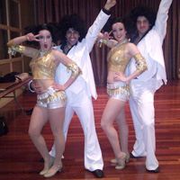 TDC Entertainment, Formerly The Dance Company, Disco