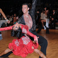 TDC Entertainment, Formerly The Dance Company, Ballroom and Latin Couples