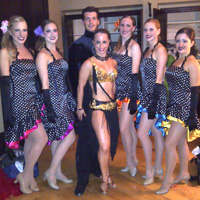 TDC Entertainment, Formerly The Dance Company, Latin Show