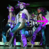 TDC Entertainment, Formerly The Dance Company, Mardi Gras
