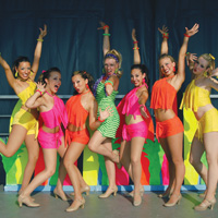 TDC Entertainment, Formerly The Dance Company, Sumer Splash