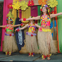 TDC Entertainment, formerly The Dance Company, Tropical Paradise