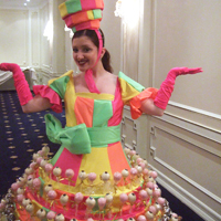 TDC Entertainment, Formerly The Dance Company has a wide variety of candy dresses